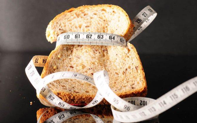 если не есть хлеб можно похудеть