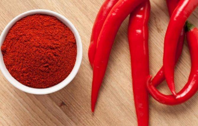 красный перец - природный ускоритель метаболизма